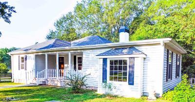 Milton Single Family Home New: 15150 Hopewell