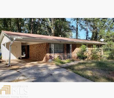 Atlanta Single Family Home New: 640 Hutchens Rd