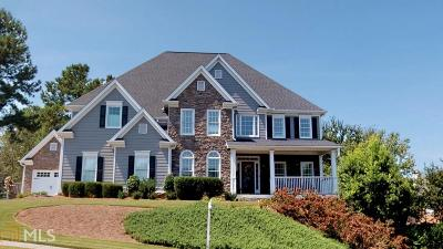 Acworth Single Family Home New: 147 Bentwater Dr