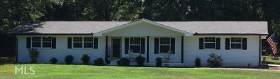 Monroe Single Family Home New: 1209 Harmony Church Rd