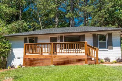 Atlanta Single Family Home New: 2275 Polar Rock Ter