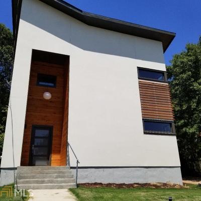 Atlanta Single Family Home New: 1136 NE Boulevard Dr