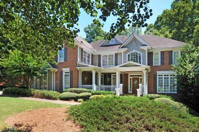 Milton Single Family Home New: 420 Bethany Green Cv