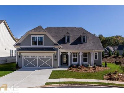 Gainesville Single Family Home New: 3781 Cresswind Pkwy