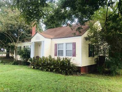 Griffin Single Family Home New: 1604 W Poplar St