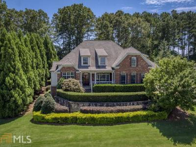 Canton Single Family Home New: 105 Brannon Dr