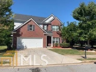 Atlanta Single Family Home New: 105 Big Elk Ct
