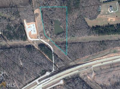Griffin Residential Lots & Land New: 123 Arthur K Bolton