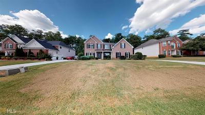 Covington Single Family Home New: 120 Fairway Trl