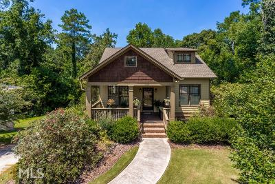 Decatur Single Family Home New: 2105 Wildrose Dr