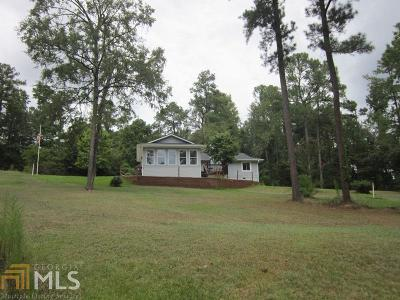 Haddock, Milledgeville, Sparta Single Family Home For Sale: 3022 Newall Dr