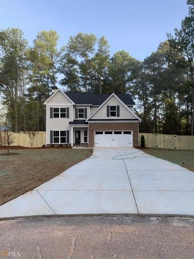 Winder Single Family Home For Sale: 310 Gordon Ct