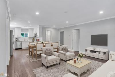 Decatur Single Family Home New: 3426 Glen Rd