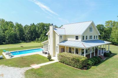 Martin Single Family Home New: 405 Wilson Rd