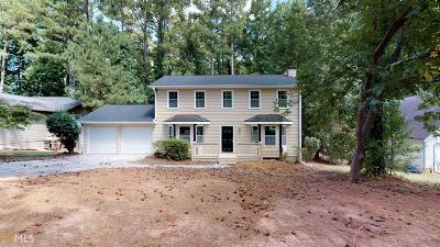 Clayton County Single Family Home New: 497 Independence Dr