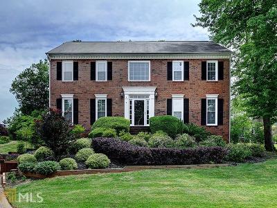 Marietta Single Family Home New: 1502 Oakmoor Pl