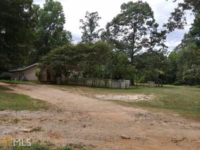 Madison Single Family Home New: 1862 Riden Rd