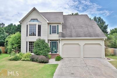 Marietta Single Family Home New: 2222 Concord Sq