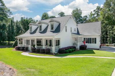 Peachtree City Single Family Home For Sale: 412 Henredon Hill