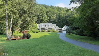 Single Family Home For Sale: 735 Kennedy Mountain Rd