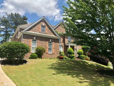 Dacula Single Family Home New: 3565 Greenside Ct