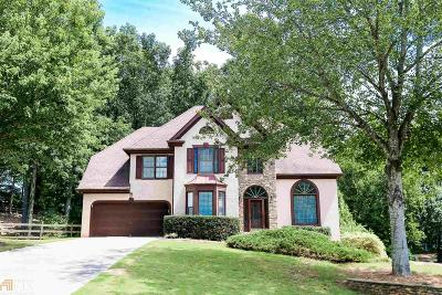 Suwanee Single Family Home New: 4765 Dartmoor Ln