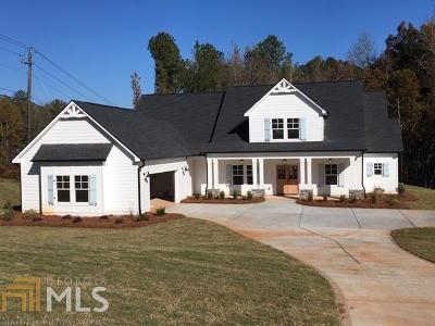Coweta County Single Family Home New: 15 Woodchase Drive