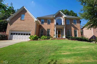 Tucker Single Family Home New: 2896 Livsey Walk