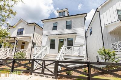 Atlanta Single Family Home New: 208 SE 1st Avenue