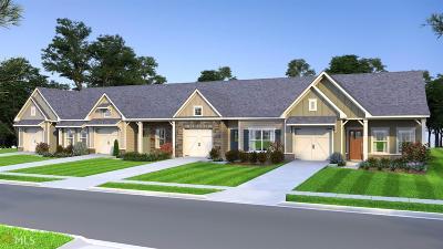 Oakwood  Condo/Townhouse For Sale: 4519 Rutledge Dr #72