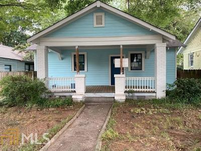 East Point Single Family Home New: 3166 Church Street