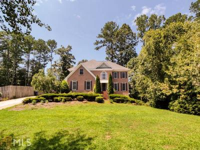 Lilburn Single Family Home New: 1050 Cedar Bluff Trail