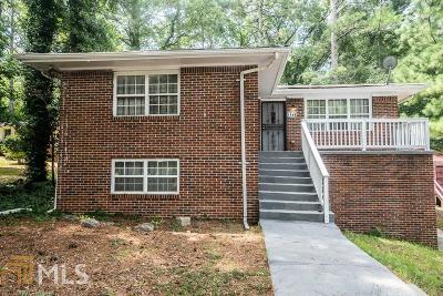 Atlanta Single Family Home New: 1940 Detroit Ave