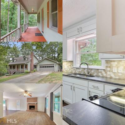 Loganville Single Family Home New: 2690 Sandy Creek Cir