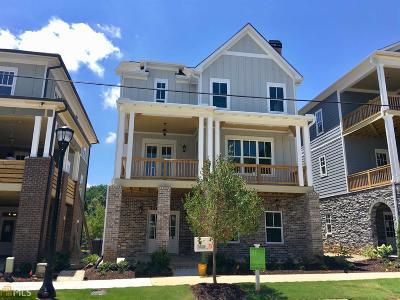 Atlanta Single Family Home New: 912 Martin Street NW #111
