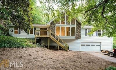 Marietta Single Family Home New: 2250 Piedmont Ridge Dr