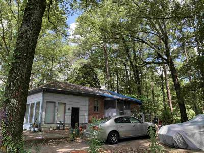 Atlanta Single Family Home Under Contract: 2262 Perkerson Road