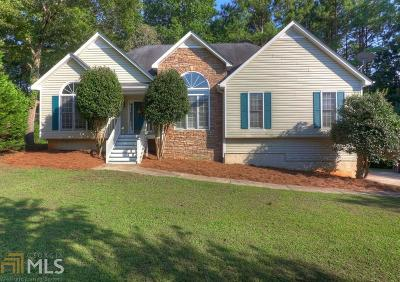 Douglasville Single Family Home New: 621 Warrenton Drive