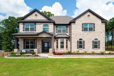 Dacula Single Family Home New: 3354 Ridge Manor