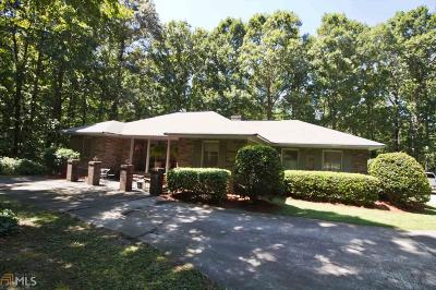 Butts County Single Family Home New: 2760 W Highway 36 West
