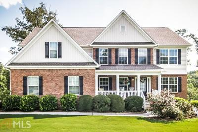 Loganville Single Family Home New: 2348 Deep Wood Dr