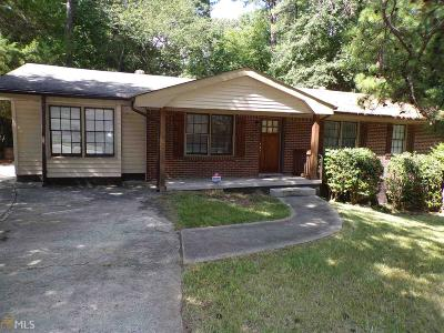 Atlanta Single Family Home New: 3535 Glenview Cir SW
