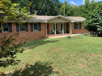 Snellville Single Family Home New: 2095 North Rd