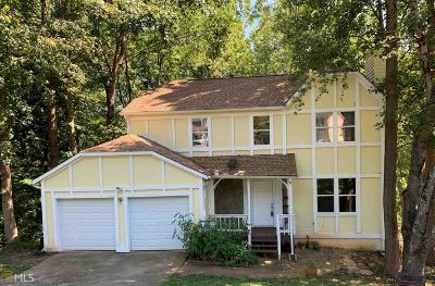 Lilburn Single Family Home New: 573 Sunfield Drive NW
