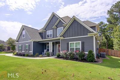 Senoia Single Family Home For Sale: 47 Fox Hall Xing W #33