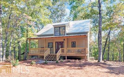 Dahlonega Single Family Home New: 855 Rock Chimney Ln