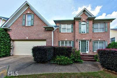Norcross Single Family Home New: 2820 Olde Town Park Dr