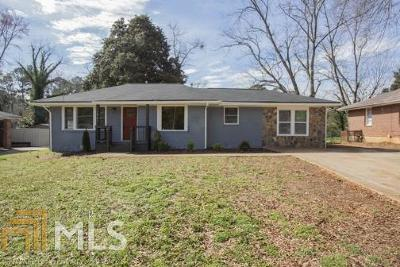 Decatur Single Family Home New: 1961 S Columbia Pl