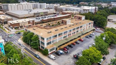 Fulton County Condo/Townhouse New: 881 Memorial Drive SE #102