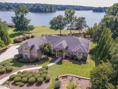 Clayton County Single Family Home New: 3019 Lake Park Dr